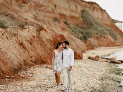 Luana & Adrian- Save the date