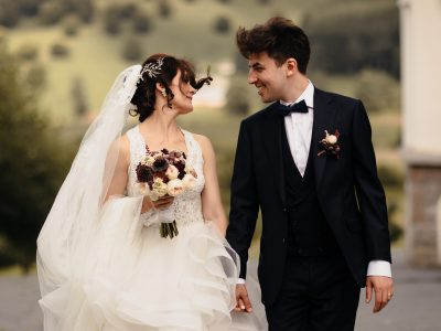 Iulia & Georgiy - Nunta la Hadar Chalet