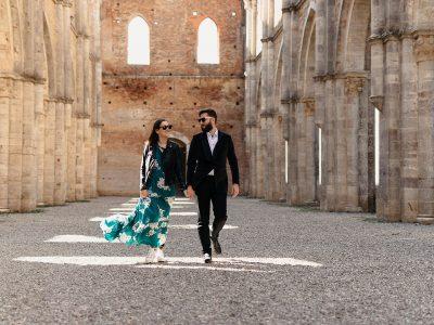 Tuscany- Daniela & Mihai